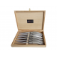 Stylver Factory set of 6 knives